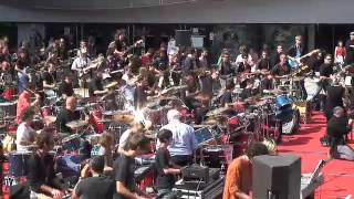 The biggest band in the world covered Highway to Hell AC/DC during the World Day Music 2012