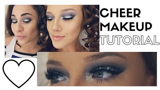 CHEER MAKEUP TUTORIAL