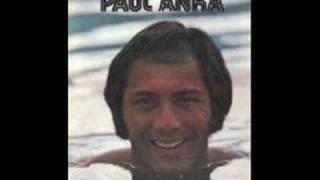 Paul Anka   I Don't Like To Sleep Alone