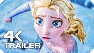 ХОЛОДНОЕ СЕРДЦЕ 2 Русский Трейлер #1 (Walt Disney, 4K ULTRA HD) НОВЫЙ 2019