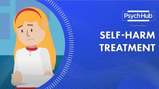 Providers – Treatment for Non-Suicidal Self Injury