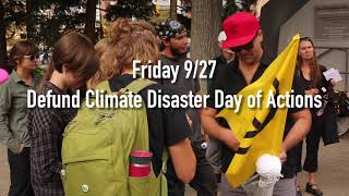 Climate Strike Recap Video