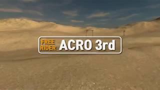 FPV Freerider 연습영상 ACRO 모드 3rd Practice flight 20190214 #acropracticeflight #Freerider #FPVDrone