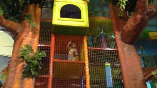 Indoor Playground for Kids Nibylandia Katowice / Bawialnia - Plac Zabaw dla Dzieci
