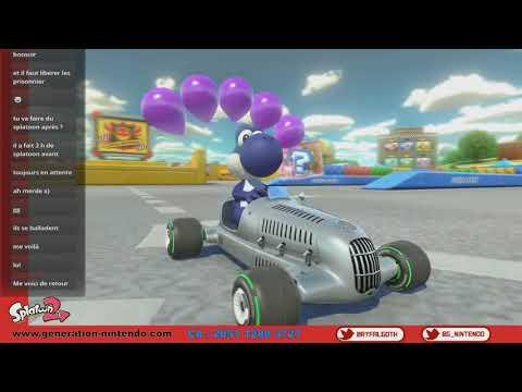 Mario Kart 8 Deluxe - Ryfalgoth sur Mario Kart 8 DX #2