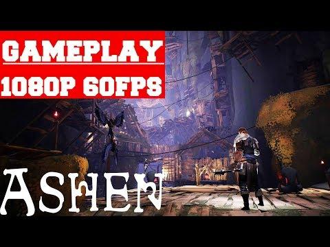Gameplay de Ashen