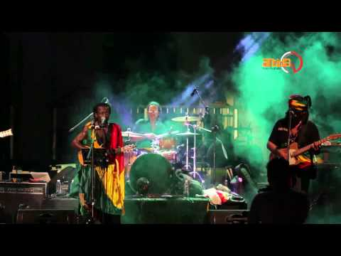 Let her go Afro Moses Reggae live Version 2015