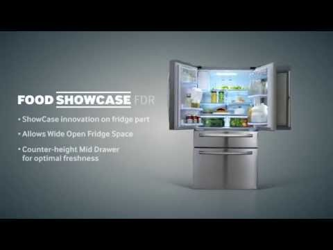 Samsung RF31FMESBSR 31 cu. 4-Door Refrigerator