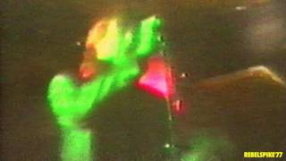 The Damned - Wait for The Blackout (Promo Video) HD