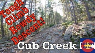 Full review of Cub Creek, near Evergreen.