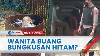 Fakta soal Wanita Terekam CCTV Buang Bungkusan Hitam terkait Pembunuhan Subang, Yosef Akui Tak Tahu
