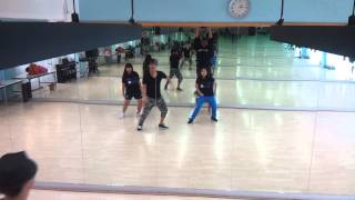Never got enough- Charlie Wilson (Dance by Move with passion)
