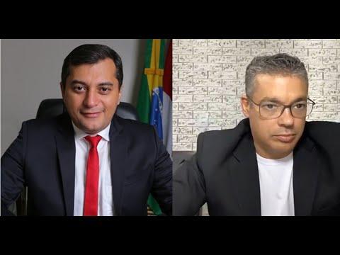 Wilson Lima está com conversa para boi dormir sobre a lei do gás, diz Josué Neto