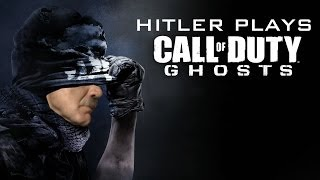 Hitler Plays Call Of Duty Ghosts