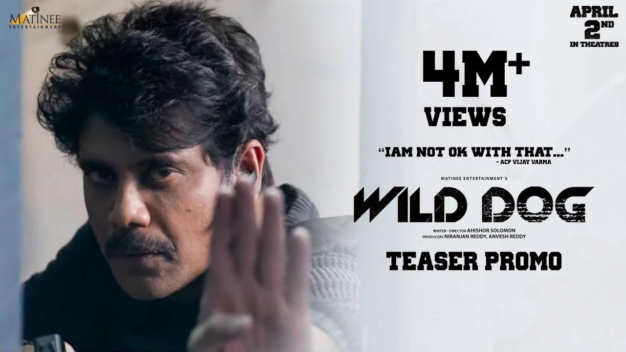 Wild dog Teaser Promo