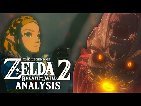 , title : 'Breath of the Wild 2 Trailer ANALYSIS'