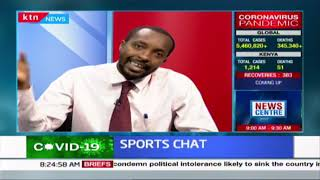 Bundesliga title race with no fans, crisis at FKF continues | Sports Chat | Part 1