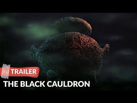 The Black Cauldron Movie Trailer