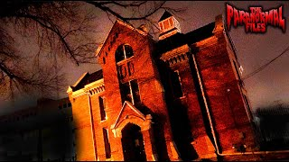 A Scary Night Inside The Axe Murder Jail - The Squirrel Cage Jail