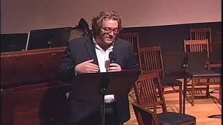 Cantata Profana performs Gustav Mahler's 'Das Lied von der Erde'