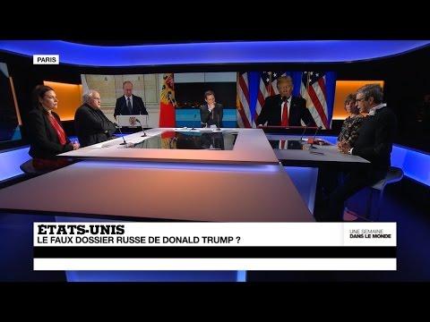 États-Unis : le faux dossier russe de Donald Trump ?