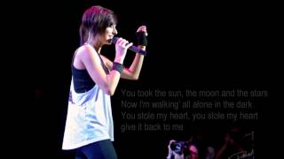 Christina Grimmie - King of Thieves