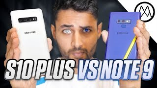 Samsung Galaxy S10 Plus vs Samsung Galaxy Note9