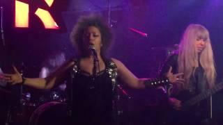 Judas Priestess Free Wheel Burning into Electric Eye 4/21/17