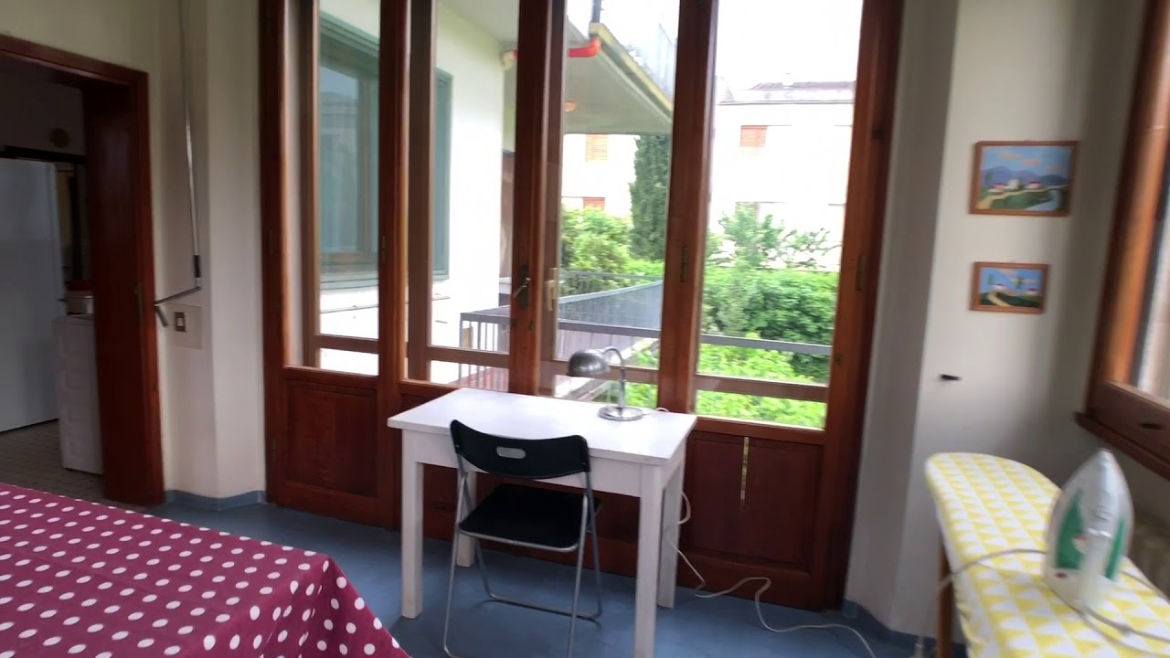 Large 3 bedroom apartment with balconies for rent in Soffiano