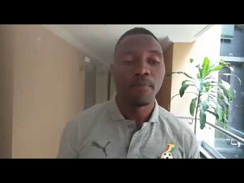 Video: Kwadwo Asamoah speaks on injury worry ahead of Kenya clash