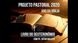 SEGUNDO VÍDEO DE FORMAÇÃO BÍBLICA SOBRE O LIVRO DO DEUTERONÔMIO