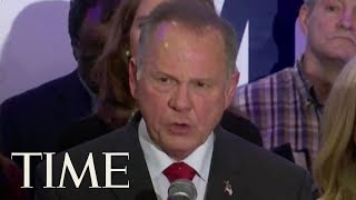 Roy Moore: Mitch McConnell Should Step Down, Not Me   TIME
