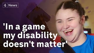 Helping disabled gamers play Minecraft