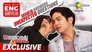 Exclusive: JoshLia answers Unexpected Questions