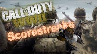 Losing My Score Streak Virginity | Call of Duty WW2 TDM