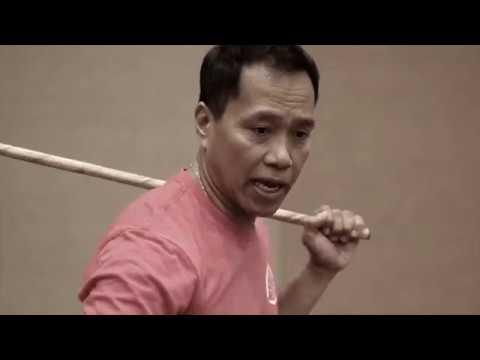 Master Apolo Ladra | Filipino Martial Arts | Combat entries with kali, escrima, arnis and knife