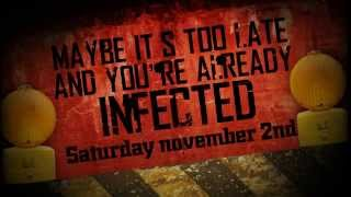 INFECTION Halloween Party Cancun
