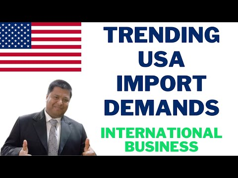 , title : 'USA imports and small business demand || Usa import export || Business ideas ||