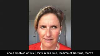 What Do You See In Me? Creative Team Interview 2 - Audio described