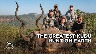 The Kudu Hunt Of A Lifetime | John X Safaris | GTS Productions