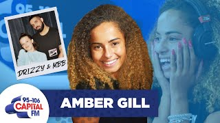 Love Island's Amber Gill Reveals Who's Slid Into Her DM's | FULL INTERVIEW | Capital