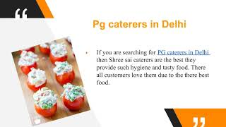 Wedding caterers in south Delhi