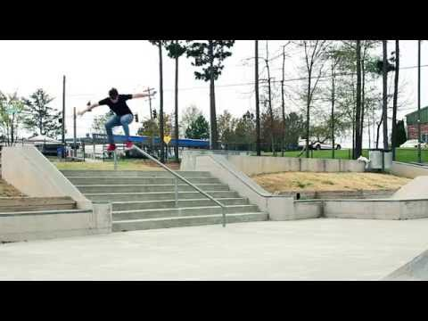 Duncan Creek skatepark (HD)
