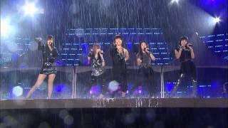 [Live] 4Minute - Muzik (KBS Open Concert 18.10.2009)