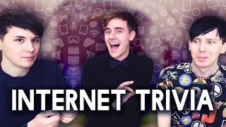 Internet Trivia: Dan vs Phil