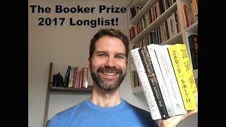 Booker Longlist 2017 Reaction