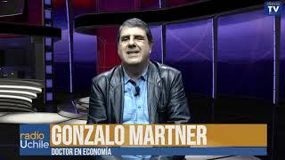 """Gonzalo Martner: """"La cancha de los ciudadanos"""""""