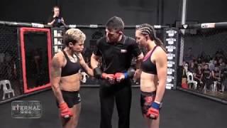 ETERNAL MMA 14 - ALEX DALE VS MAXINE SMITH - WMMA FIGHT