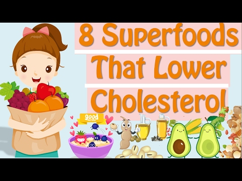 These 8 Types Of Food That Help Manage Your Cholesterol