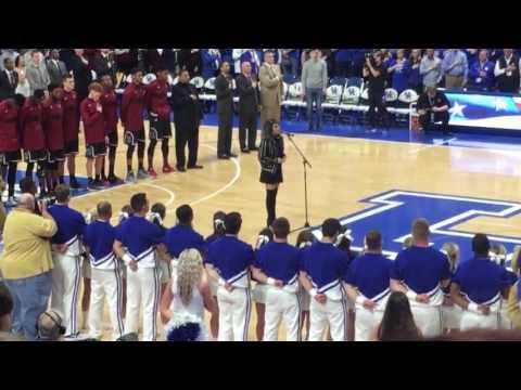 Kirstie Maldonado - National Anthem [1.21.17]